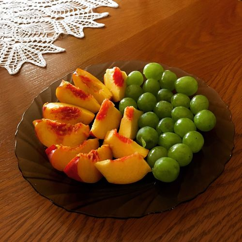 Visual Feast Table Indoors  Food And Drink Food Wood - Material No People High Angle View Fruit Freshness Multi Colored Close-up Healthy Eating Ready-to-eat Day