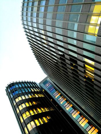City Skyscraper Building Exterior Modern Low Angle View Architecture No People Technology Cityscape Outdoors Day Rabenart LSD DMT Iloveeverybody First Eyeem Photo