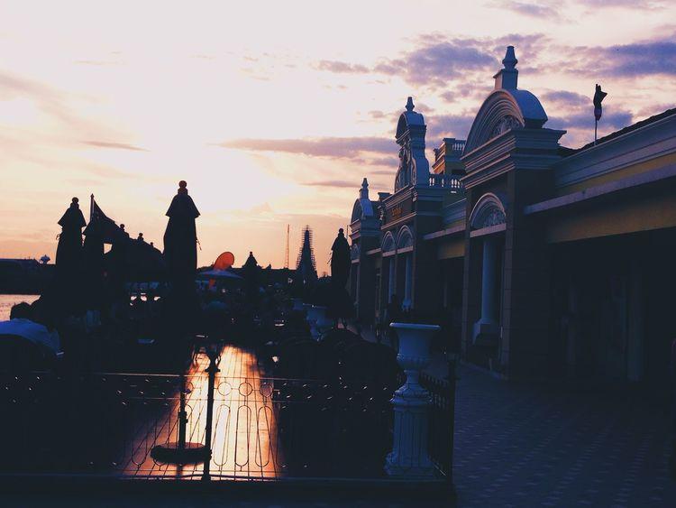 Before The evening, Before the sunset. Thkphoto Yodpiman Walk