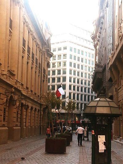 Santiago De Chile Relaxing That's Me Taking Photos Walking Around