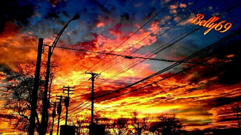 Clouds On Fire Clouds And Sky Clouds And Sky & Cloudporn Sunset Galaxy Note