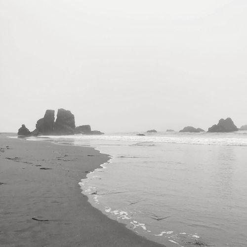 Sea Water Land