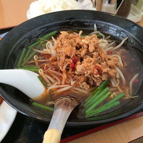台湾ラーメン注入\(^o^)/ 麺コレ