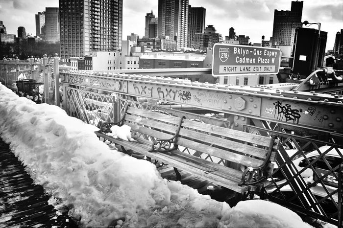 you left me waiting too long, it was to cold and lonely, so i got up and left Taking Photos Black & White Brooklyn Bridge  Check This Out