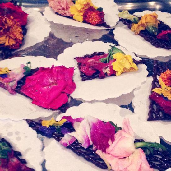 Eetbarebloemen
