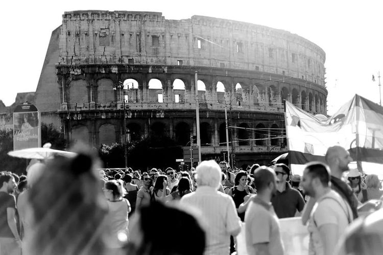 ROME PRIDE   COLUSSIUM Hanging Out Pride Photos That's Me