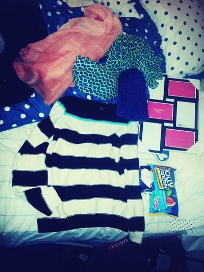 Best boy ever :) he knows me well.. Perfect gifts