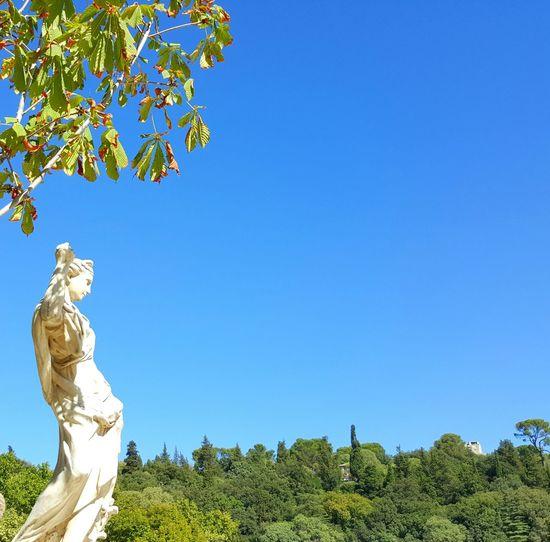 Nimes France Jardin Des Fontaines