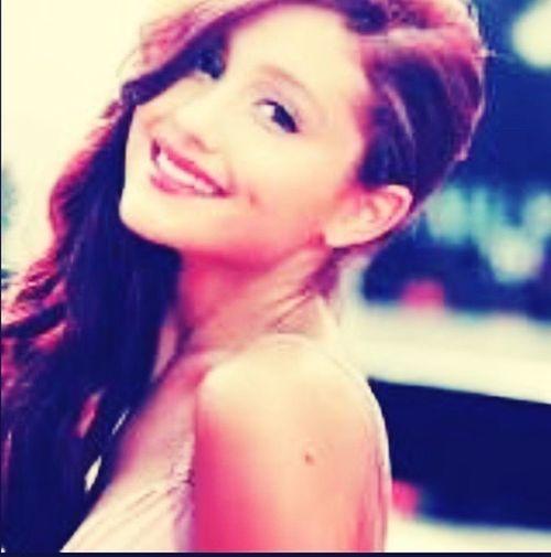 Моя любимая Ariana Grande?