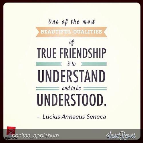 You guys know who you are :) Truefrienship