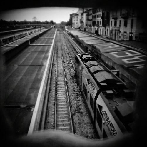Milano, Stazione Garibaldi, train, travel