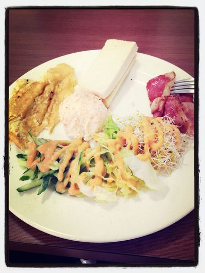 Taiwan Taichung Good_morning Breakfast