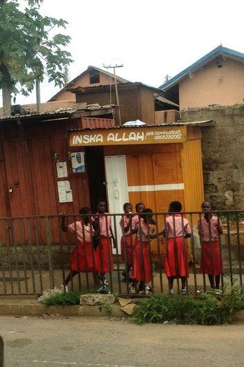 City of Hope Enshallah Africa Kids School Green People Myyearmyview First Eyeem Photo