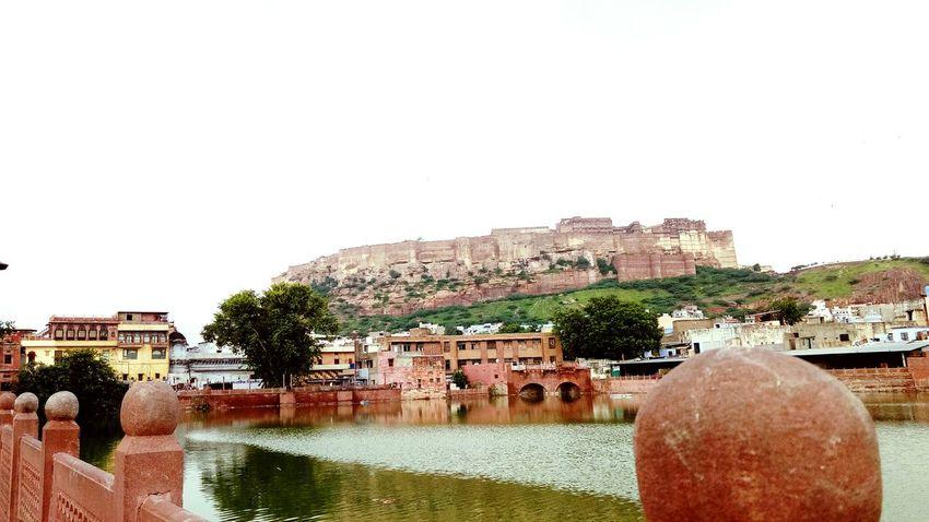 "The pride of Jodhpur "" The Mehrangarh Fort "" First Eyeem Photo"