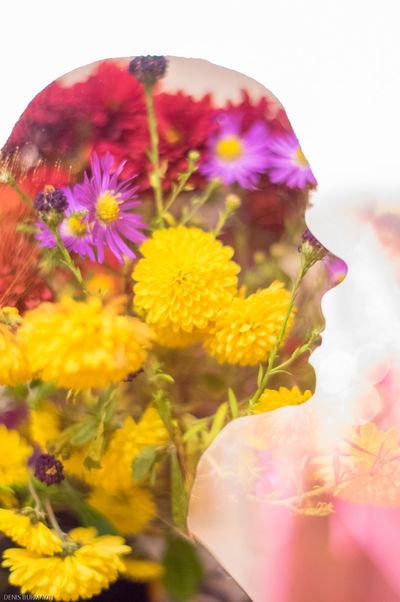 Muze Minsk Minsk,Belarus Portrait PENTAX K-1 Portrait Of A Woman DenisBurmakin Pentax 50/1.4 Portrait Photography Artphotography Art Double Exposure EyeEmNewHere