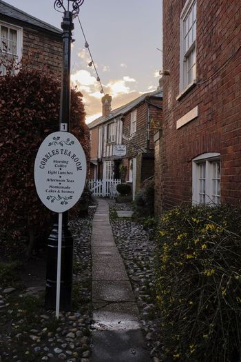 Rye, England - December 2018 My Best Photo RYE Building Exterior Architecture Built Structure Building City No People Residential District Bricks