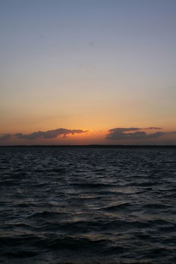 Im Meer versunken Steinhude-am-meer.de - Dein Meer-Foto