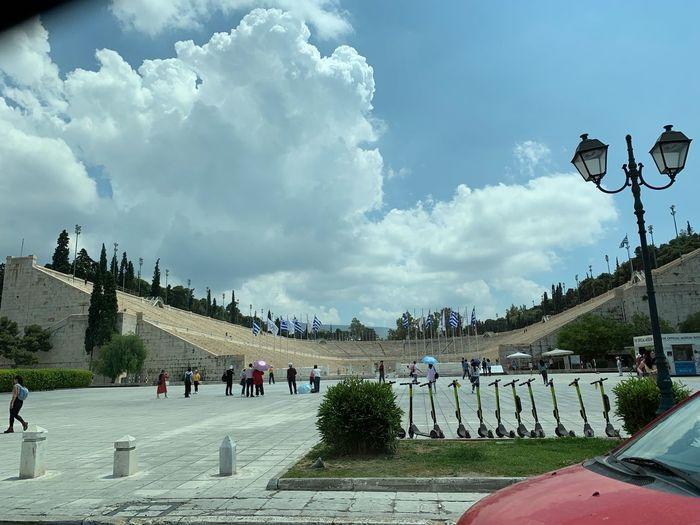 Stadium,