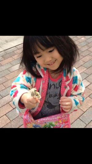Japan Okinawa Smile Dandelion Holiday POV タンポポ ふーふー Hello World Relaxing Girl