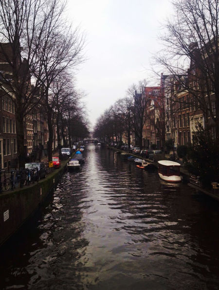 Amsterdam.... Dutch Canals Playing The Tourist