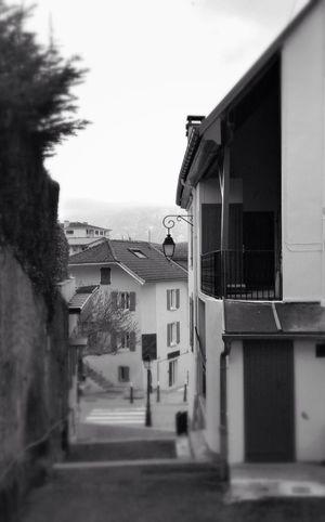 Blackandwhite Streetphotography Hidden Path