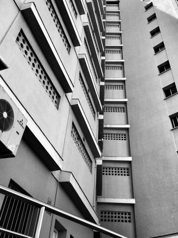 Black&white Urban Geometry Architecture Lines