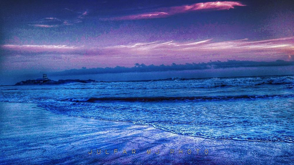 The Kovalam Beach Evening Sea Shot By JULFAR MOH'D JULFAR MJ PHOTOGRAPHY JULFARMJ JULFARMJPHOTO Plant Beach Beauty In Nature Evening Horizon Over Water Julfar Julfarmj Nature Outdoors People Photo Photography Picoftheday Pink Color Scenics Sea Sea And Sky Seascape Sky Sunset Tranquil Scene Tranquility Water Wave EyeEmNewHere