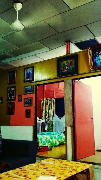 Interior Design A village living in Malaysia