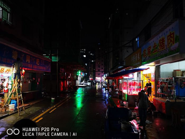 Night life Huawei P20 Pro Huaweiphotography No Filter Nightphotography Night Lights Nightlife Night Mood City Neon Nightlife City Life RainDrop Rainy Season Wet