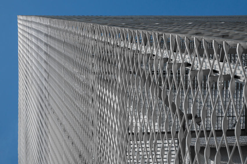 Abundance Architecture Architecture_collection Architecturelovers Backgrounds Blue Blue Sky Close-up Full Frame Gerüst  Gitter Grid In A Row Keycolor Metal Metallic Office Building Outdoors Pattern Repetition Rural Scene Side By Side Sky Showcase July