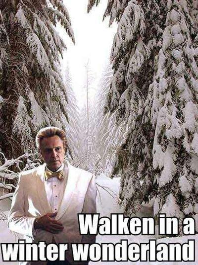 Pun Walken Christopher Walken Christopherwalken