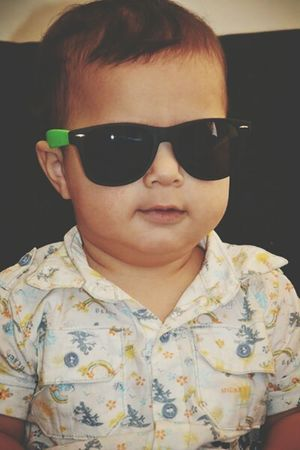 All my love is for you, my baby boo. I love you ? Taking Photos Enjoying Life Bryan Sun Glasses