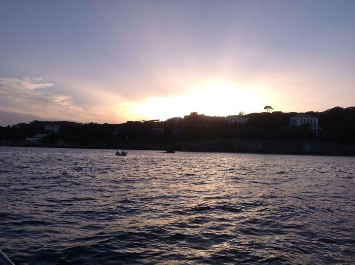 Posilipo Naples Summer Sea
