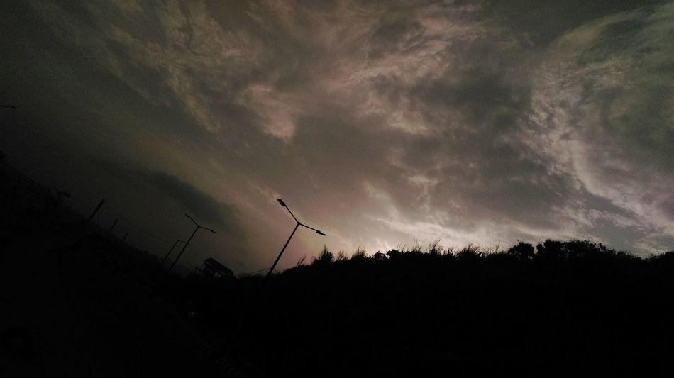 Early evening Evening Sky Evening Light Rare Beauty Clouds And Sky Cloudscape