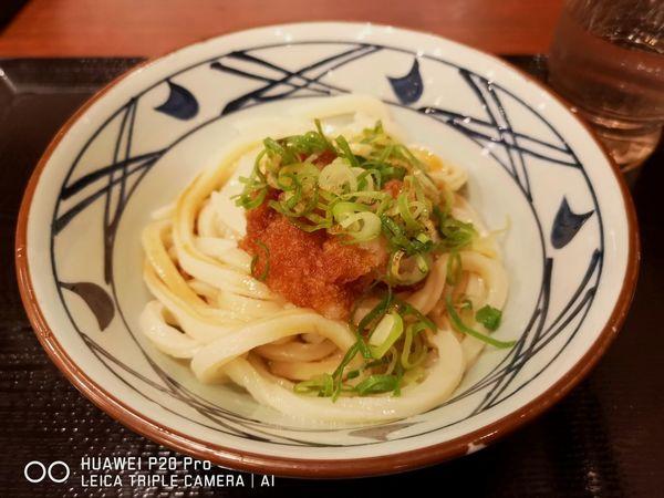 今晩はおろし醤油ぶっかけ。すだちが品切れでも暑い日には合う。 Huaweip20pro Udon Food And Drink Japanese Food