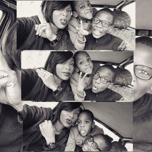 Me n my boyz today 😎😎😎 EnModeBrunch🍳🍗🍌🍍🍓🌽🍞🍵 Family Love Sons sunday paris
