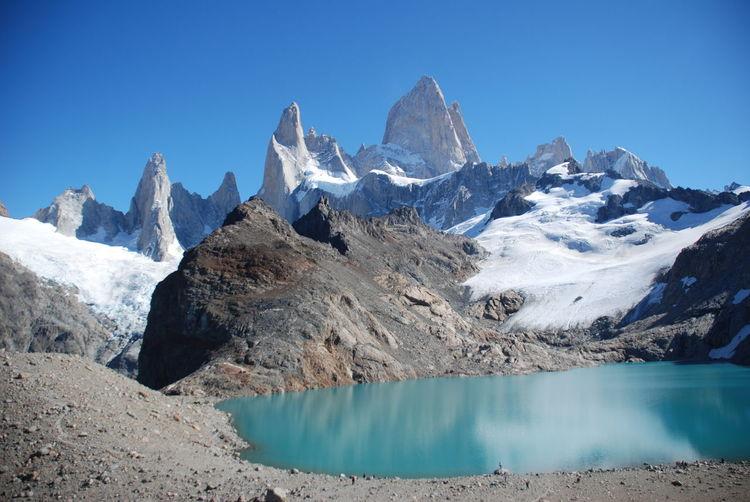Photo taken in Fitz Roy, Argentina