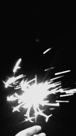 Likeflower Light Black & White Happy New Year 2015
