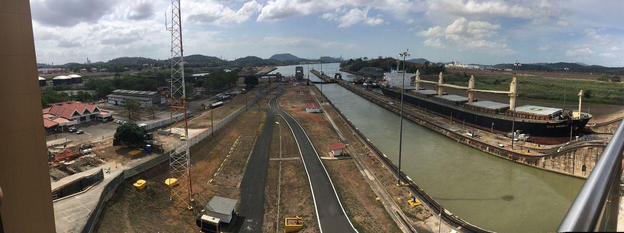 Panamá Panama City Canal De Panama