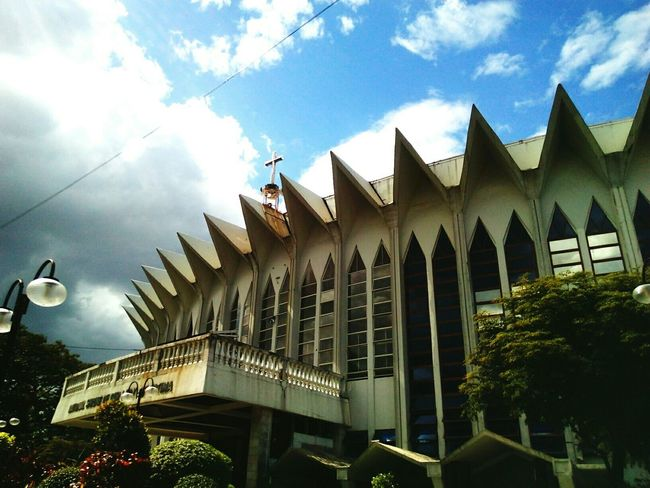 Geometric Shapes Sunday Eyeem Philippines Our Lady Of Fatima Churches EyeEm From Valenzuela