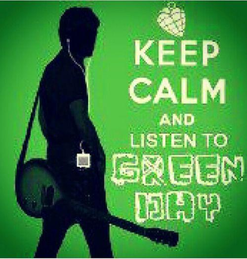 Hearing Green Day