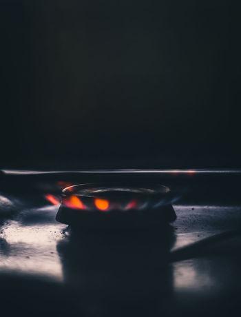 Burning Dark Fire Fire - Natural Phenomenon Flame Gaz Heat - Temperature Helios Helios 44-2 Igniting Indoors  Metal Industry Nature Nikon Nikon D3200 Nikonphotography No People