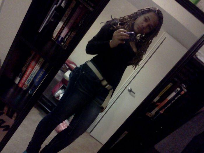 Me lookin good yesterday lls