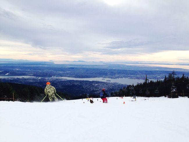 *unlimited visibility Snow Winter EyeEm Best Shots Eye4photography