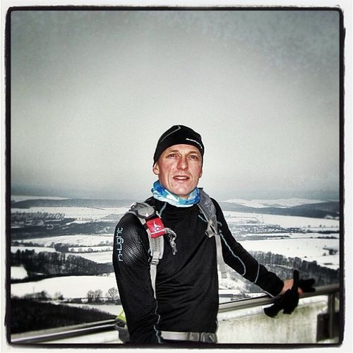 Sklblog Run Snow Alfeld Tower Winter