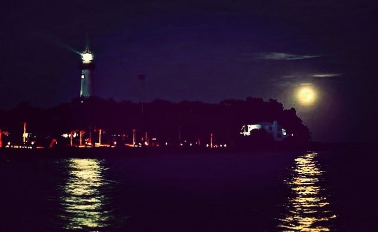 St simons island light house