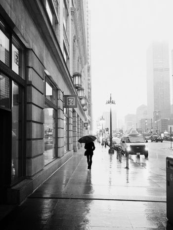 Rainy Days Rain Umbrella Chicago Streetphotography Streetphoto_bw The Street Photographer - 2016 EyeEm Awards