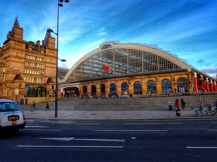 Liverpool Lime Street Station First Eyeem Photo