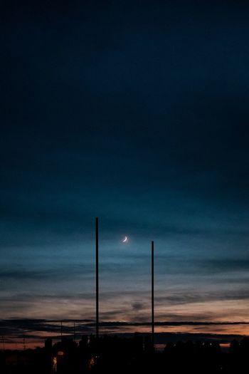 Moon Symmetry
