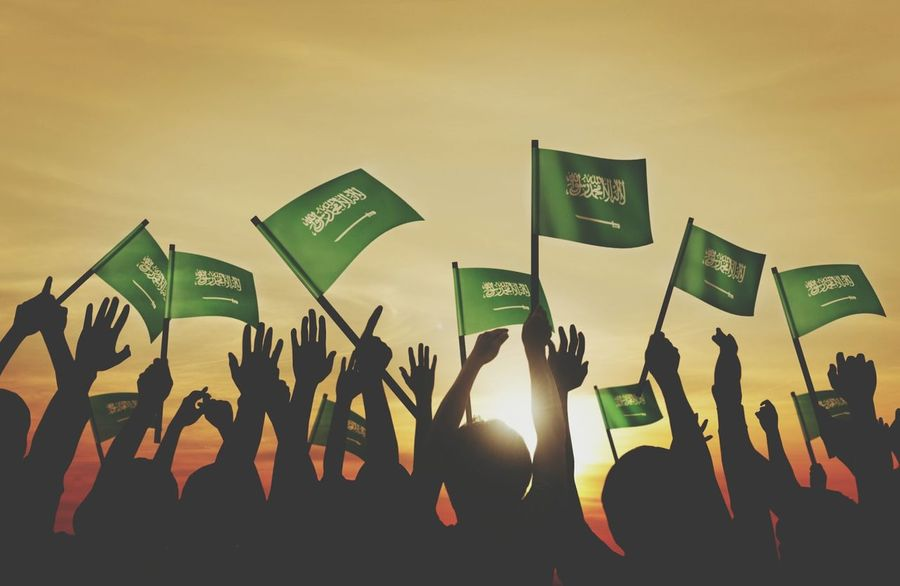 اليوم_الوطني  الله يدوم علينا عزك يا وطني ❤️ KSA Ksa😍 صباح_الخير السعودية  الشرقية الاحساء Green Color